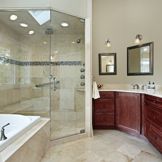 Shower Enclosures & Bathrooms